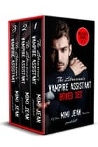 The Librarian's Vampire Assistant Box Set: Books 1-3 ebook by Mimi Jean Pamfiloff