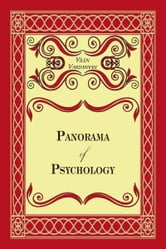 Panorama of Psychology ebook by Vilen Vardanyan