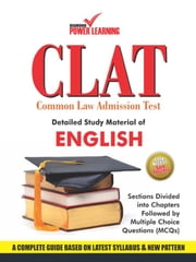CLAT - 2015 : Detailed Study Material of English ebook by Gulshan Naqvee,Rajneesh Roshan