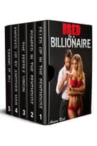 Bred by a Billionaire (5 story box set, impregnation) ebook by