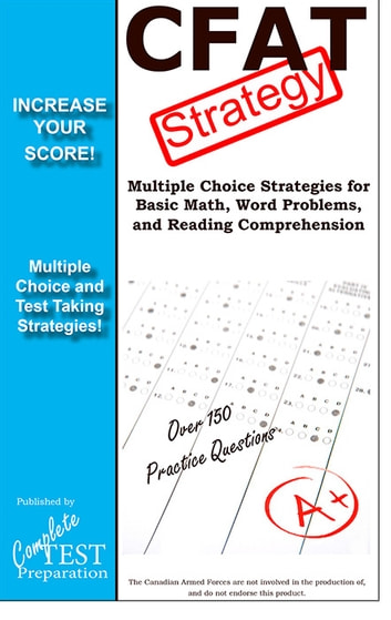 CFAT Test Strategy! Winning Multiple Choice Strategies for the CFAT