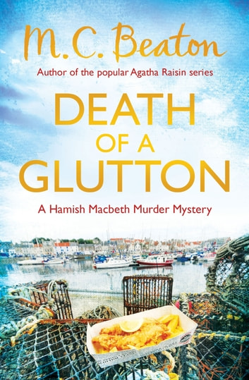 Death of a Glutton ebook by M.C. Beaton