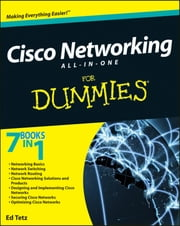 Cisco Networking All-in-One For Dummies ebook by Edward Tetz