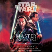 Master & Apprentice (Star Wars) audiobook by Claudia Gray
