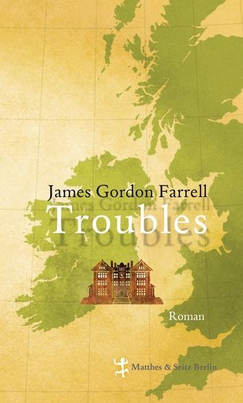 Troubles ebook by James Gordon Farrell