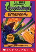 Attack of the Beastly Babysitter (Give Yourself Goosebumps #18) ebook by R. L. Stine