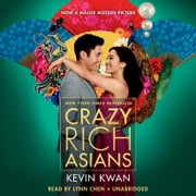 Crazy Rich Asians audiobook by Kevin Kwan