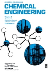Chemical Engineering Volume 3 - Chemical and Biochemical Reactors & Process Control ebook by