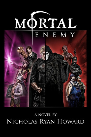 Mortal Enemy E-bok by Nicholas Ryan Howard