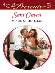 Mistress on Loan ebook by Sara Craven