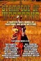 A Stampede of Westerns ebook by Bill Crider,Bill Pronzini,Tom Piccirilli
