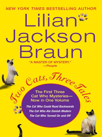 Two Cats, Three Tales ebook by Lilian Jackson Braun