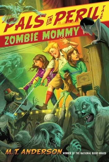 Zombie Mommy ebook by M.T. Anderson