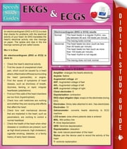 Ekgs And Ecgs (Speedy Study Guides) ebook by Speedy Publishing