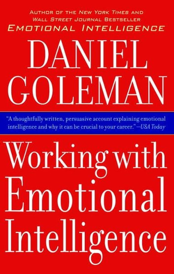 Working With Emotional Intelligence ebook by Daniel Goleman