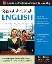 Read & Think English ebook by The Editors of Think English! magazine