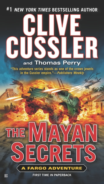 The Mayan Secrets ebook by Clive Cussler,Thomas Perry