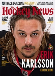 The Hockey News - Issue# 12 - Transcontinental Media magazine