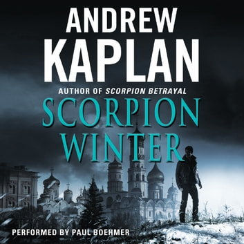 Scorpion Winter audiobook by Andrew Kaplan
