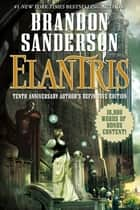 Elantris ebook by Brandon Sanderson