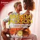 An Honorable Seduction audiobook by Brenda Jackson, James Fouhey
