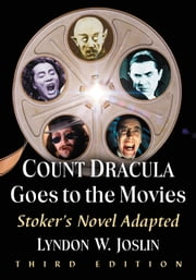 Count Dracula Goes to the Movies - Stoker's Novel Adapted, 3d ed. ebook by Lyndon W. Joslin