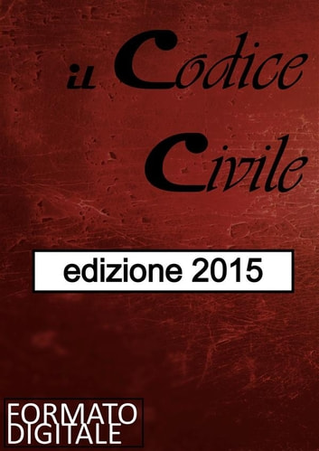 Il Codice Civile ebook by Mario Guidi
