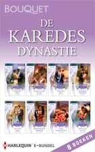 De Karedes Dynastie (8-in-1) ebook by Maren Mostert, Wilma Hollander, Colleen Scheepers,...