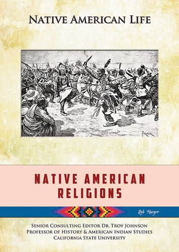 Native American Religions ebook by Rob Staeger