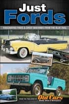 Just Fords ebook by Brian Earnest