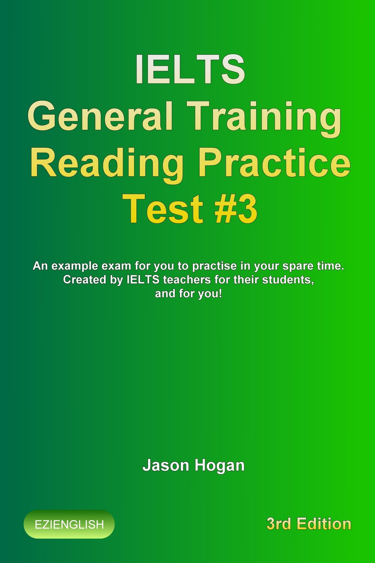 ielts general training reading practice test 3 an example exam for