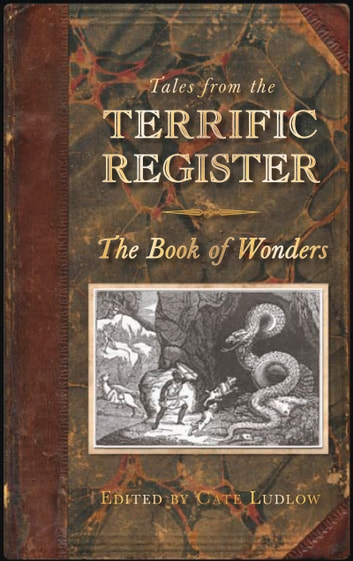 Tales from the Terrific Register: The Book of Wonders ebook by