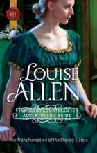 Innocent Courtesan to Adventurer's Bride ebook by Louise Allen