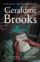 March ebook by Geraldine Brooks