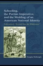 Schooling, the Puritan Imperative, and the Molding of an American National Identity ebook by Douglas McKnight