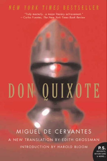 Don Quixote ebook by Miguel de Cervantes,Edith Grossman