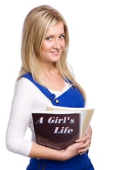A Girl's Life ebook by DK Masters