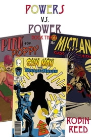 Powers vs. Power Book Three ebook by Robin Reed