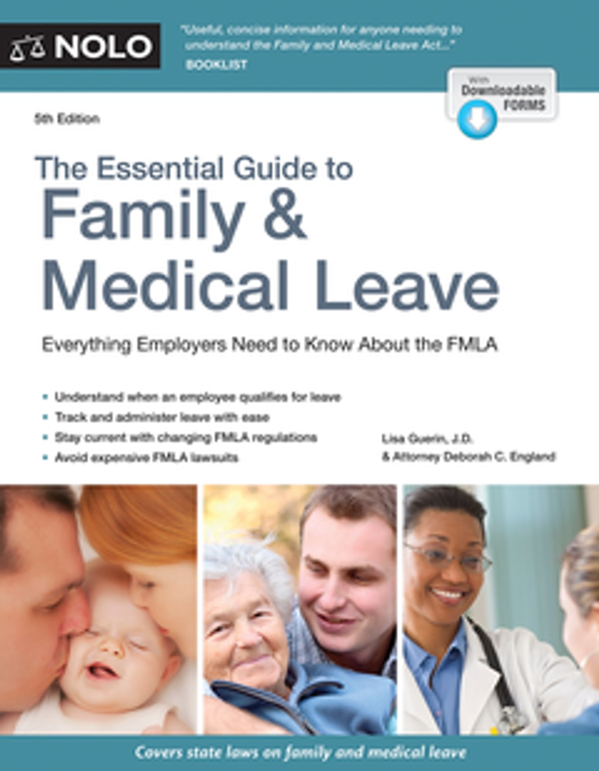Essential Guide to Family & Medical Leave, The eBook by Lisa Guerin, J.D. -  9781413325300 | Rakuten Kobo