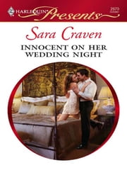 Innocent on Her Wedding Night ebook by Sara Craven
