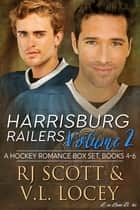 Railers Volume 2 ebook by RJ Scott, V. L. Locey