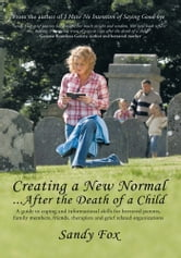 Creating a New Normal...After the Death of a Child ebook by Sandy Fox