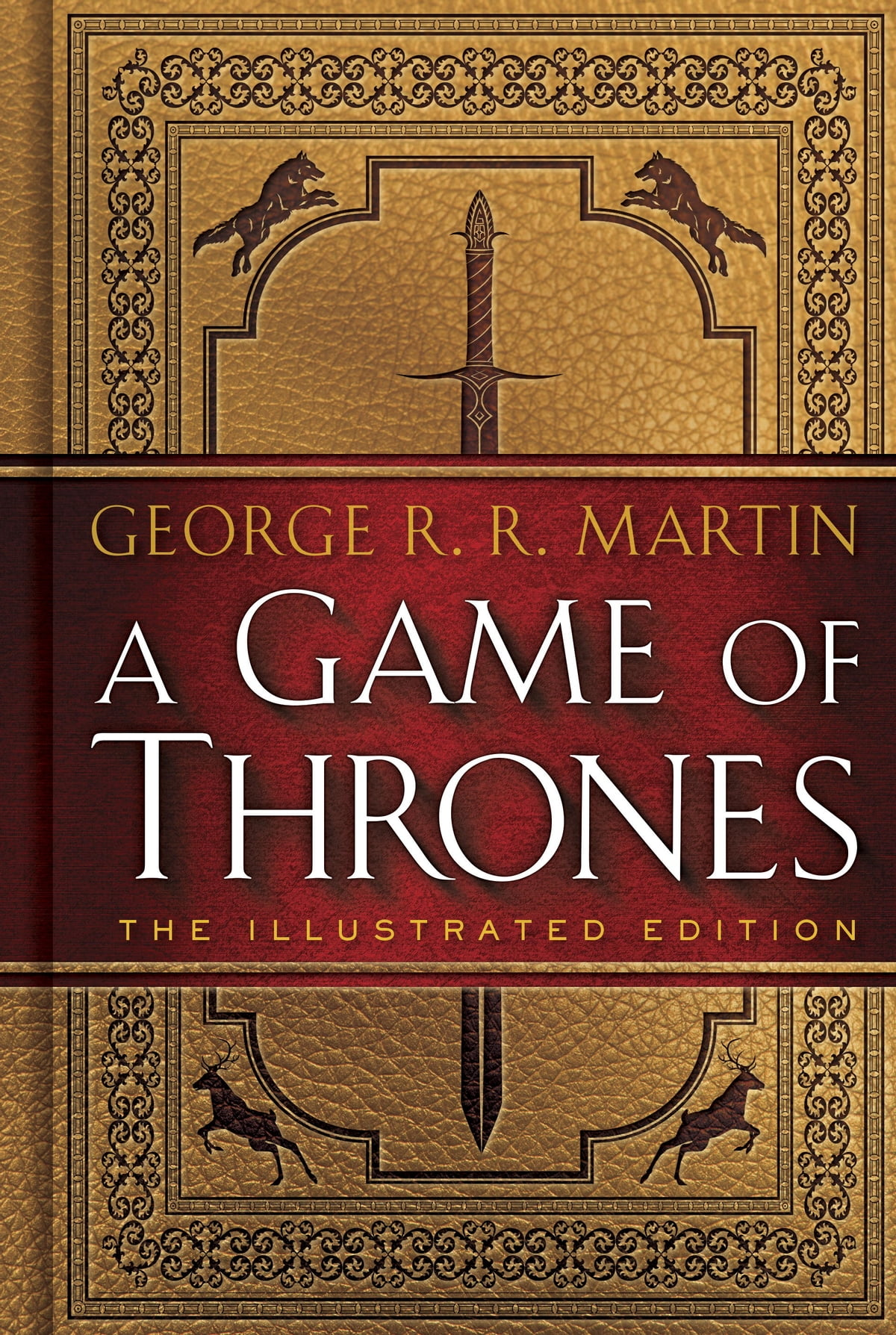 A Game Of Thrones: The Illustrated Edition Ebook By George R R Martin   9781101965870  Rakuten Kobo