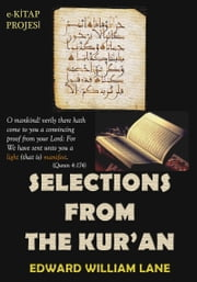 Selections From The Kur-an ebook by Edward William Lane,Stanley Lane Poole