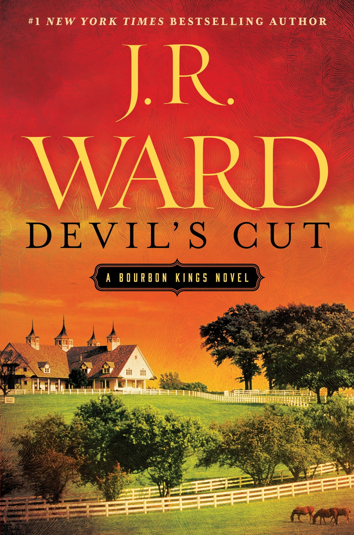Devil's Cut  A Bourbon Kings Novel Ebook By Jr Ward