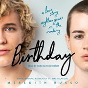 Birthday - A Novel audiobook by Meredith Russo
