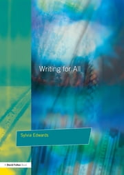 Writing for All ebook by Sylvia Edwards