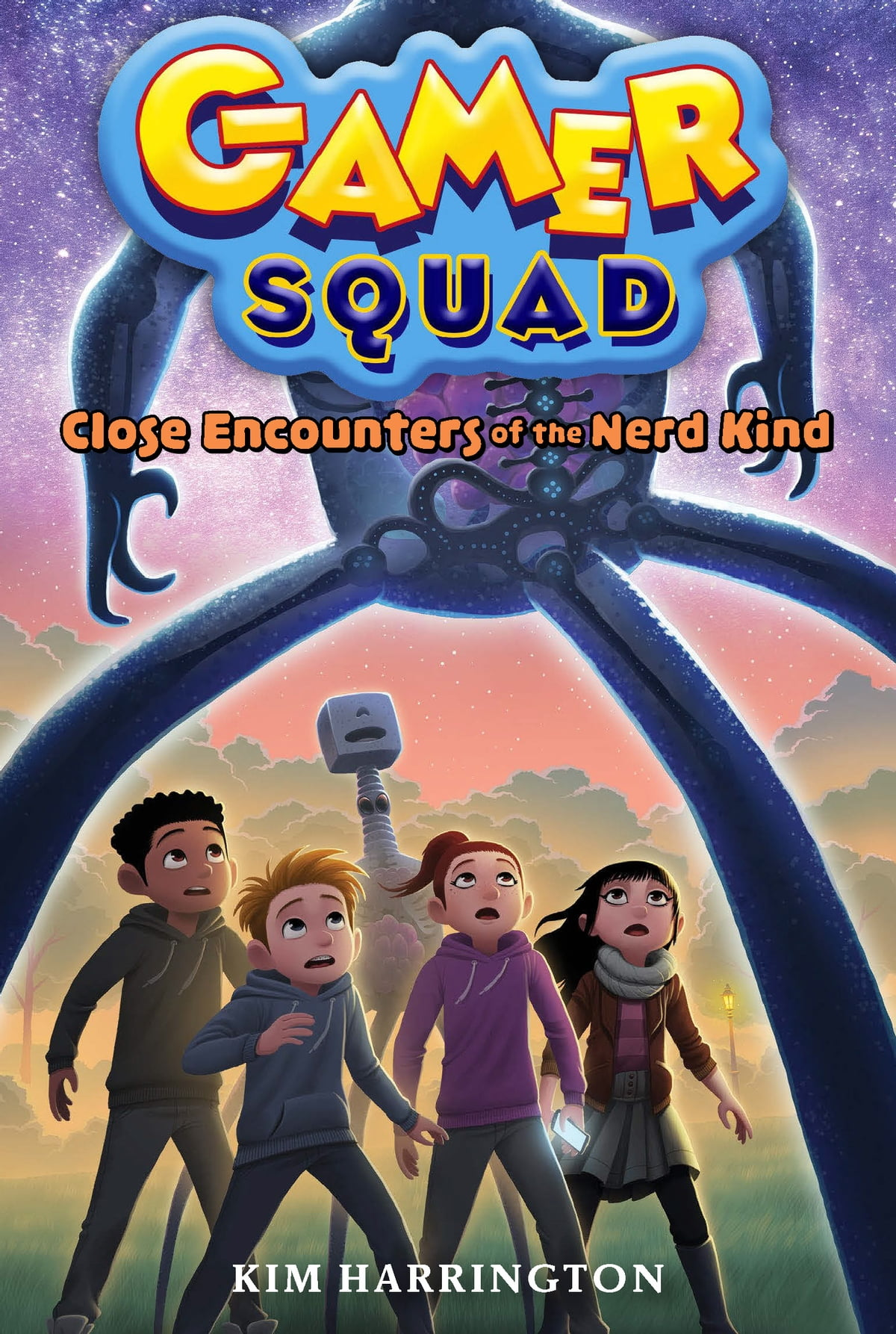 Close encounters of the nerd kind gamer squad 2 ebook by kim close encounters of the nerd kind gamer squad 2 ebook by kim harrington 9781454926177 rakuten kobo fandeluxe Document