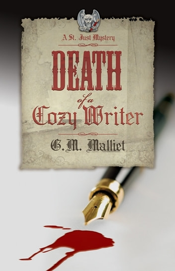Death of a Cozy Writer ebook by G.M. Malliet