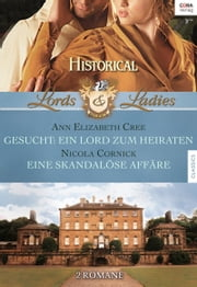 Historical Lords & Ladies Band 43 ebook by Nicola Cornick, Ann Elizabeth Cree